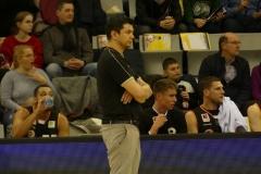 Unser Coach Danny Jansson